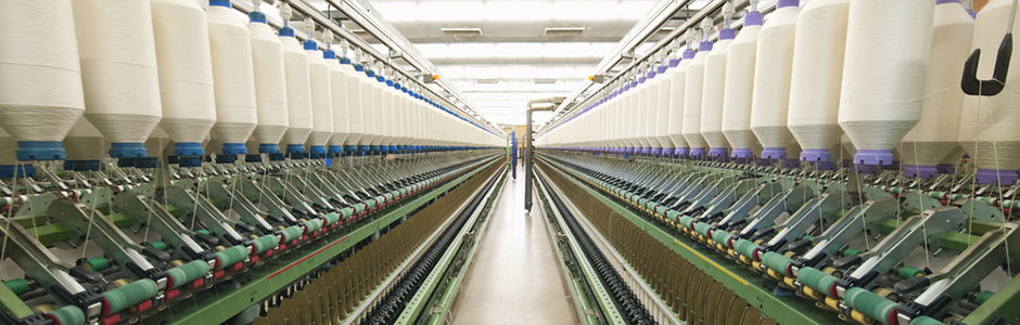LinMot in der Textilbranche