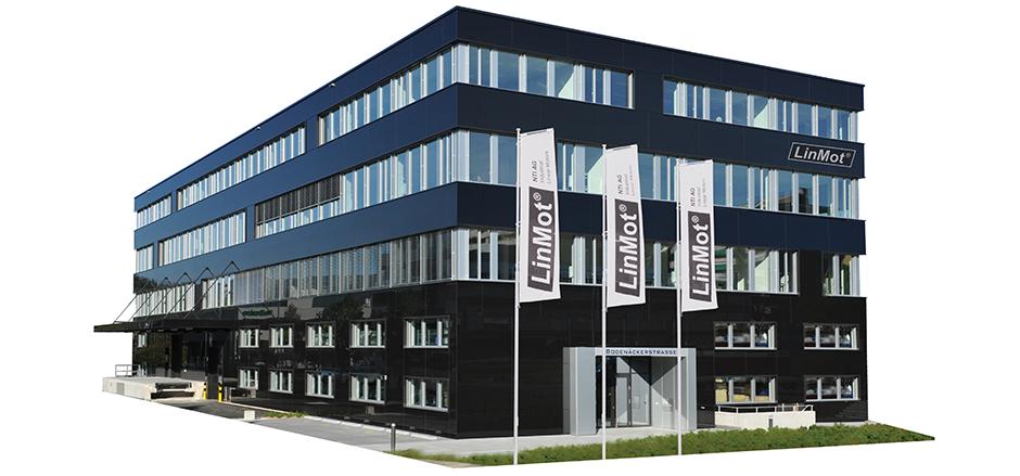 Firmengebäude NTI AG